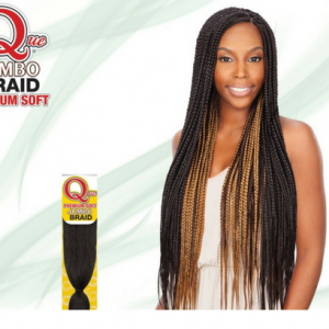 2X+NIGERIAN+PRE+-+STRETCHED+BRAID+20 (Available+Colors+
